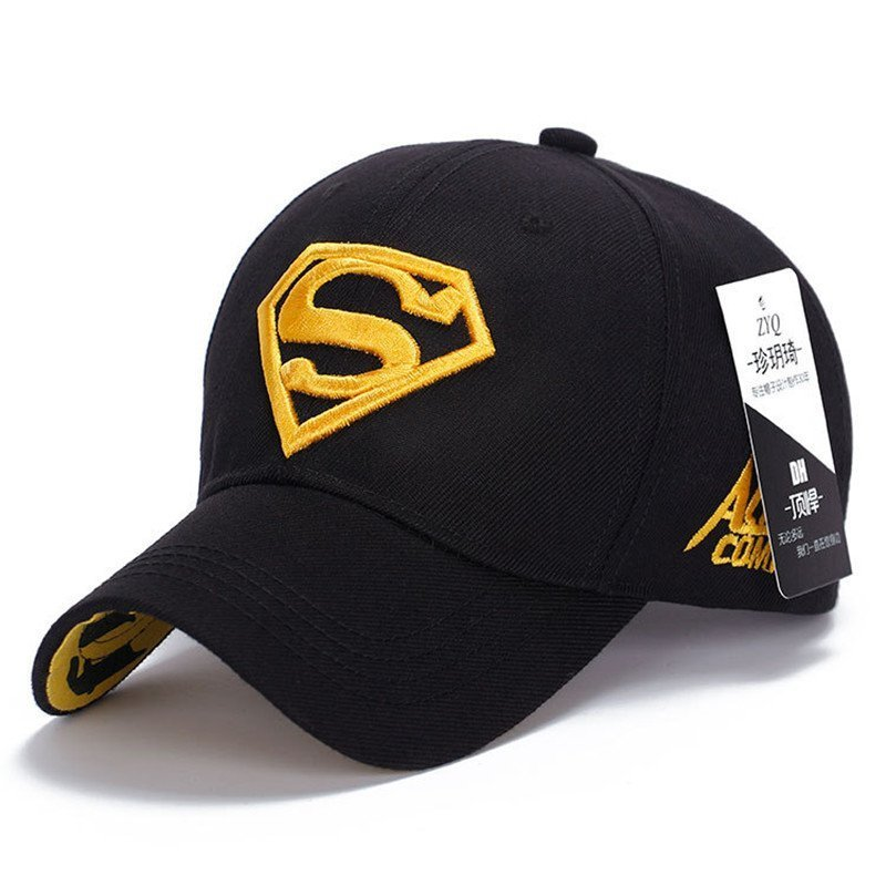 Gorras Superman Cap Casquette Superman Baseball Cap Men Brand Women Bone Diamond Snapback For Adult Trucker Hat 11