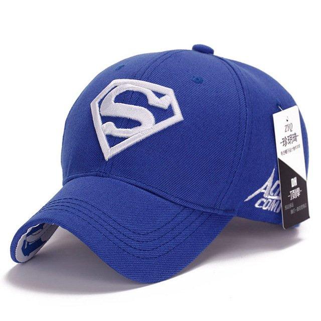 Gorras Superman Cap Casquette Superman Baseball Cap Men Brand Women Bone Diamond Snapback For Adult Trucker Hat 27
