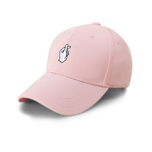 New Arrival Love Gesture Finger Embroider Golf Baseball Cap men women snapback hat Flipper Little Heart Love Sun Truck Hat 8