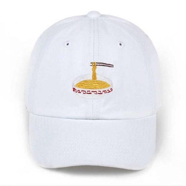 New Style Adjustable Nuddles Embroidery Cotton Baseball Hat Fashion Unisex Baseball Cap Cacaul Dad Hats Girl Snapback Cap 14