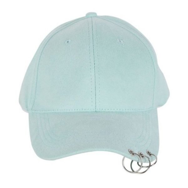 New arrival Fashion Baseball Cap Snapback Hat Cap Men Hip Hop Hat Dance Show Hats with Rings 16
