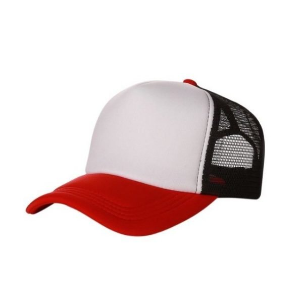 Top Sell mesh Snapback Hats Women Baseball Caps Sun Hats Quick-Drying Breathable Caps 34