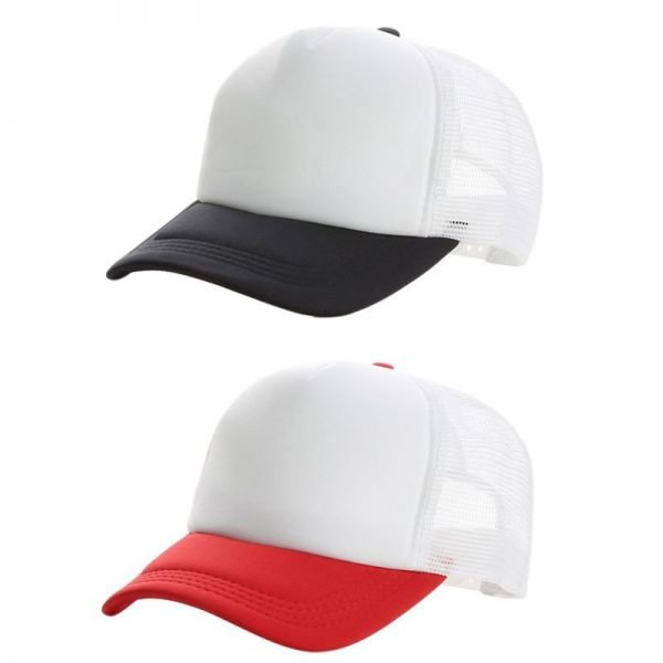 Top Sell mesh Snapback Hats Women Baseball Caps Sun Hats Quick-Drying Breathable Caps 6