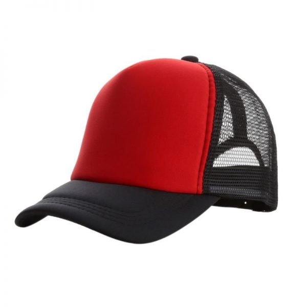 Top Sell mesh Snapback Hats Women Baseball Caps Sun Hats Quick-Drying Breathable Caps 2