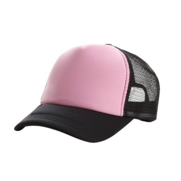Top Sell mesh Snapback Hats Women Baseball Caps Sun Hats Quick-Drying Breathable Caps 32