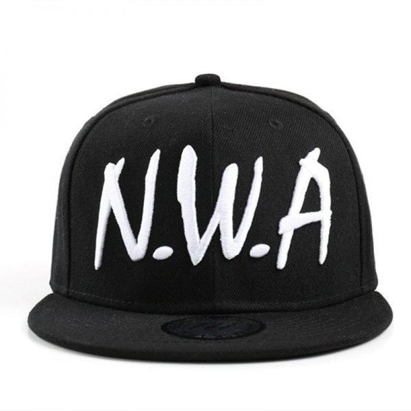 new Compton men&women Snapback sport Baseball Cap Vintage Black NWA letter Gangsta Hip-hop hat 2
