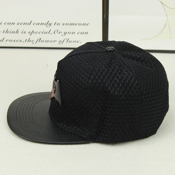 Fashion Superman Batman Snapback Hats For Men Women Summer Baseball Cap Casual Outdoor Sports Hip Hop Hat Mesh Caps 6