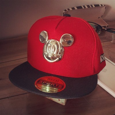 Hot cartoon cute ear hats children snapback Caps baseball Cap with ears Funny Hats spring summer hip hop boy hats caps 18