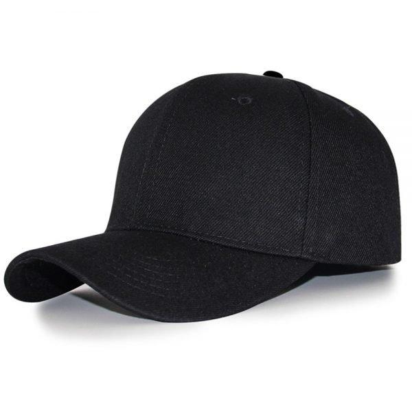 5 style new Male baseball cap black white sanpback baseball cap for boys men women sport hat female egg Hats man children Hot 2