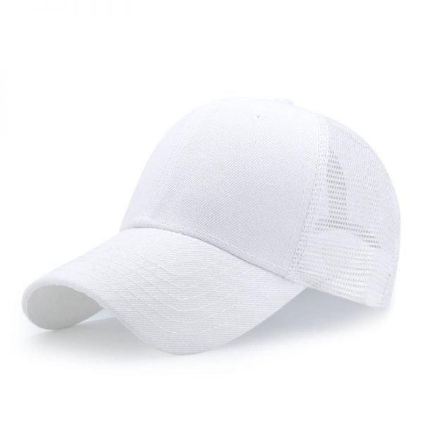 New Summer Sport Mesh Baseball Caps Men or Women Outdoor Snapback Bone Breathable Hats Z-6273 6
