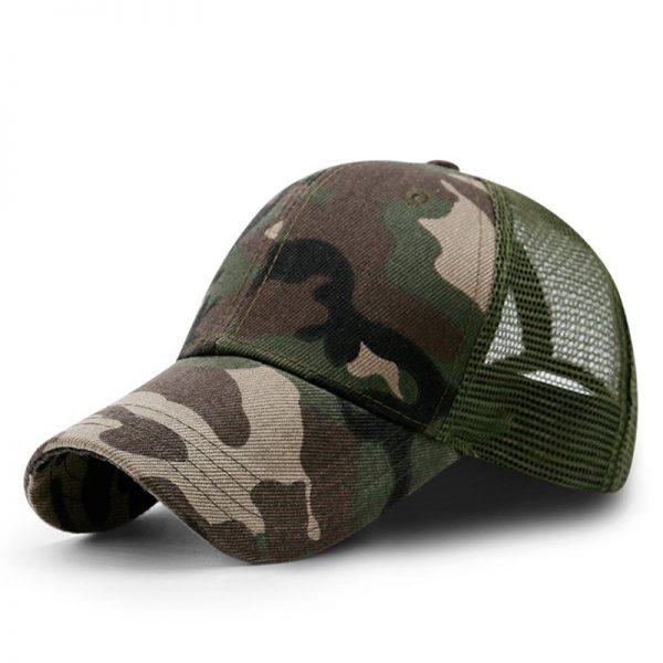 New Summer Sport Mesh Baseball Caps Men or Women Outdoor Snapback Bone Breathable Hats Z-6273 10