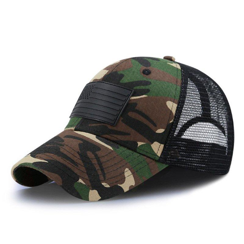 New Summer Sport Mesh Baseball Caps Men or Women Outdoor Snapback Bone Breathable Hats Z-6273 11