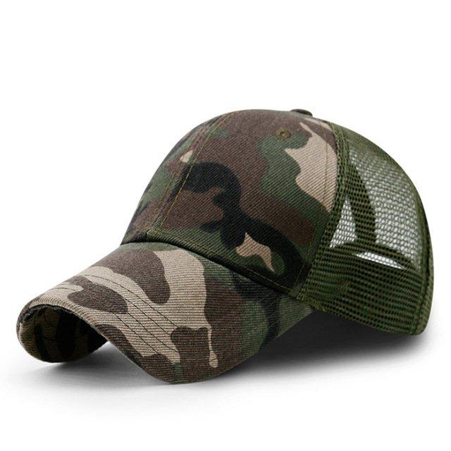 New Summer Sport Mesh Baseball Caps Men or Women Outdoor Snapback Bone Breathable Hats Z-6273 23