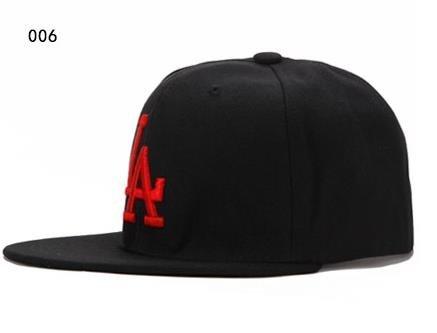 BONJEAN New Ladybro LA Baseball Cap adjustable Street Skateboard Hip hop Bone Cap Falt Hat Men Women Snapback Cap free shipping 3