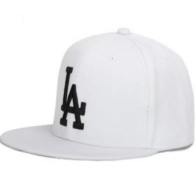 BONJEAN New Ladybro LA Baseball Cap adjustable Street Skateboard Hip hop  Bone Cap Falt Hat Men Women Snapback Cap free shipping - Cap shop  0945be59af6