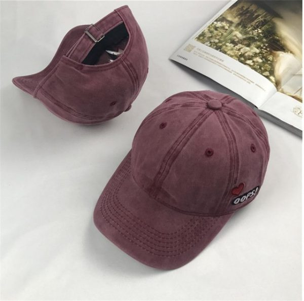 Belababy Real Friends Baseball Caps Curved Chapeau Visor Dad Hats Casquette Brand Bone Fashion Hats 16