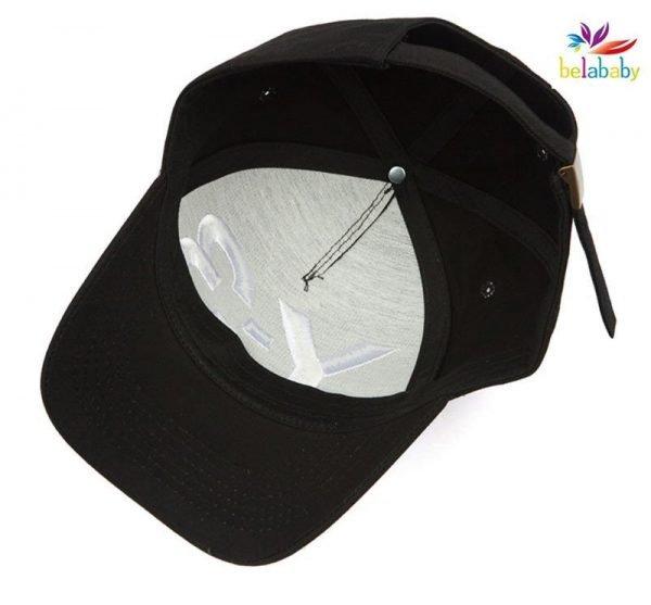 Belababy New Y-3 Dad Hat Big Bold Embroidered Logo Hip Hop Baseball Cap Adjustable Strapback Hats Y3 4