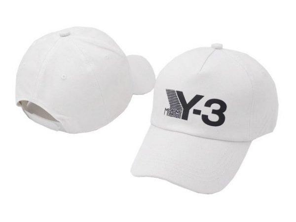 Belababy New Y-3 Dad Hat Big Bold Embroidered Logo Hip Hop Baseball Cap Adjustable Strapback Hats Y3 22