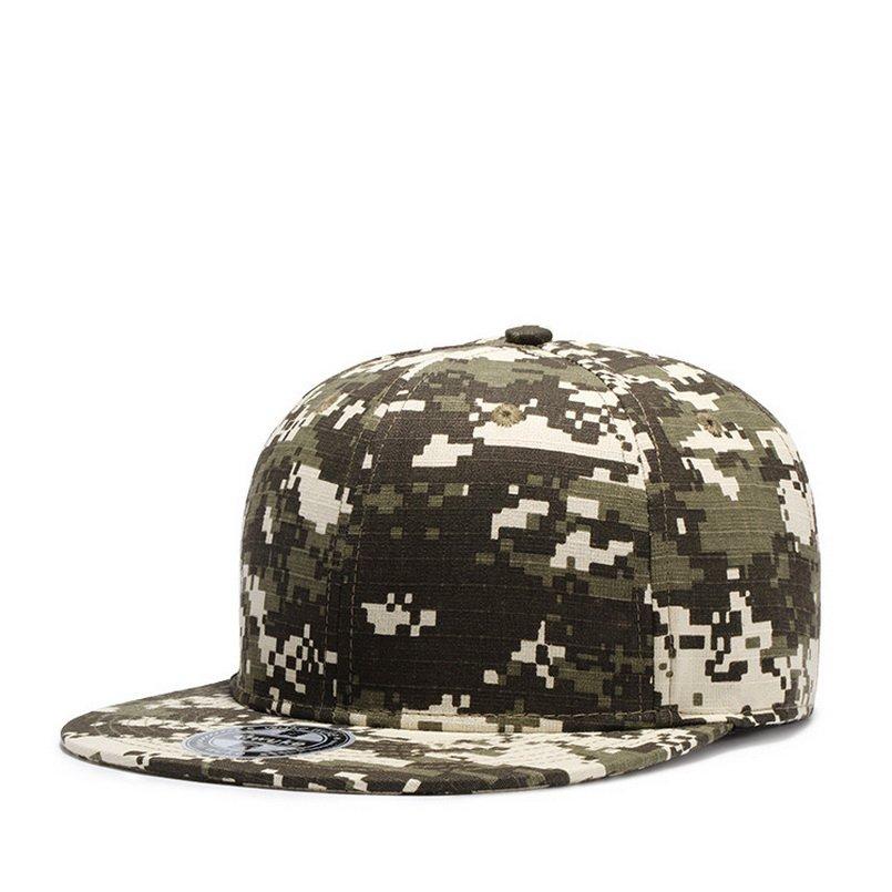Mens Stylish Camouflage Baseball Cap