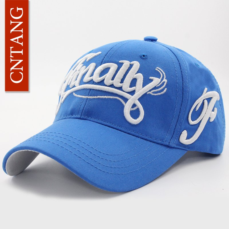 Men Cotton Baseball Cap Embroidery Letter Fashion Snapback Casual Brand Hat For Women Summer Caps High Quality 7