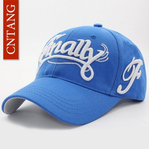 Men Cotton Baseball Cap Embroidery Letter Fashion Snapback Casual Brand Hat For Women Summer Caps High Quality 20
