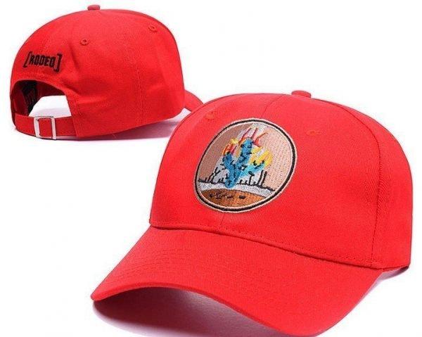 Cotton Brand New Travis Scotts rodeo Baseball Caps Customized Designer 6 Panel Dad Hat Baseball Hat Cap RODEO Snapback caps 2