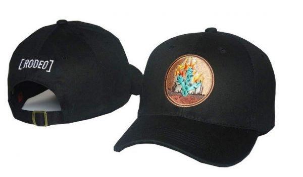 Cotton Brand New Travis Scotts rodeo Baseball Caps Customized Designer 6 Panel Dad Hat Baseball Hat Cap RODEO Snapback caps 1