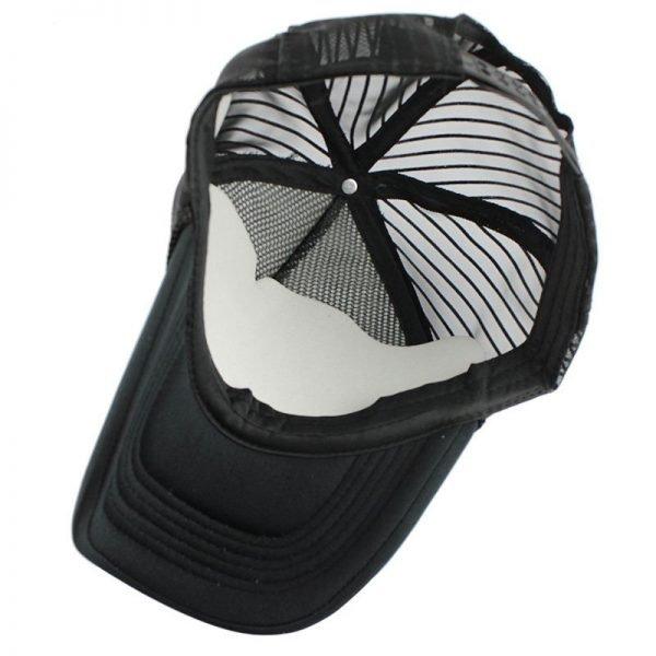 FETSBUY Casual Unisex Skull mesh Baseball Cap Summer Casquette Snapback Gorras Planas Baseball Cap Men Fitted Hats Caps 12