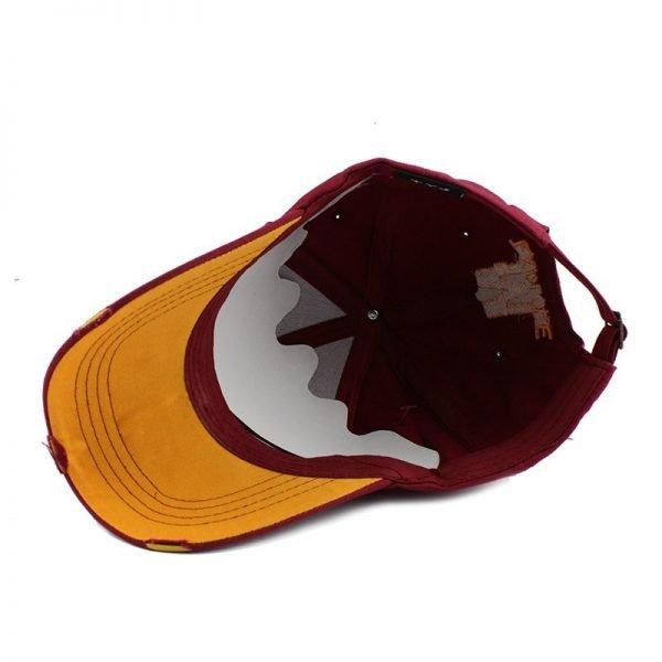 FETSBUY M Baseball Cap Men Cotton hat for Man Women Fitted Adjustable leisure hats men's Flat Gorras Casquette New Wholesale 2