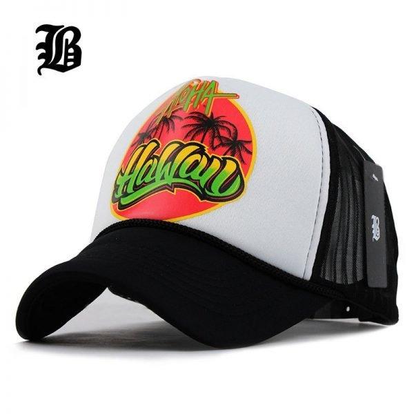 [FLB] 12 Styles Unisex Acrylic 5 panels Adjustable Baseball Cap Summer mesh caps Snapback Baseball Cap Men Fitted Hats Caps 4