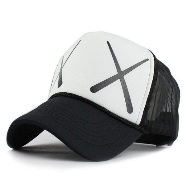 [FLB] 12 Styles Unisex Acrylic 5 panels Adjustable Baseball Cap Summer mesh caps Snapback Baseball Cap Men Fitted Hats Caps 18