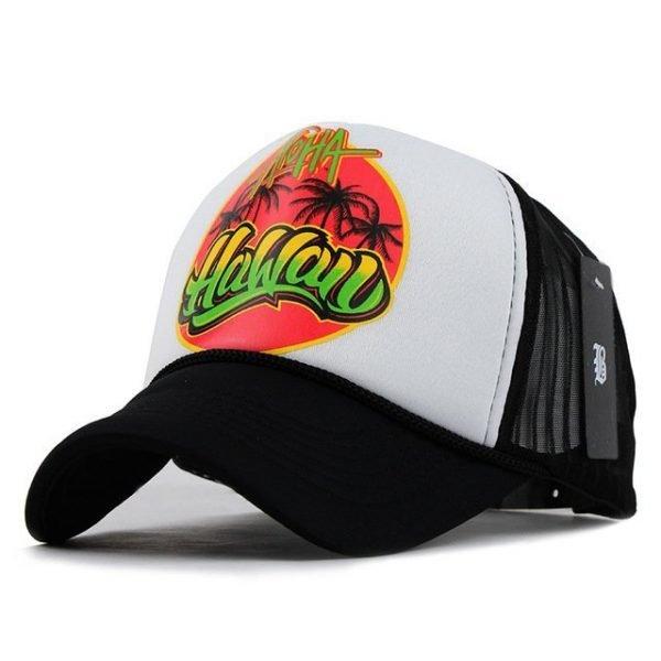 [FLB] 12 Styles Unisex Acrylic 5 panels Adjustable Baseball Cap Summer mesh caps Snapback Baseball Cap Men Fitted Hats Caps 28