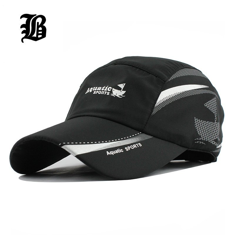 FLB  2017 Unisex baseball caps Summer Snapback Breathable motorcycle  Female Fitted Quick-Dry Men women Hat Camping hats F231 - Cap shop  389c5156784e
