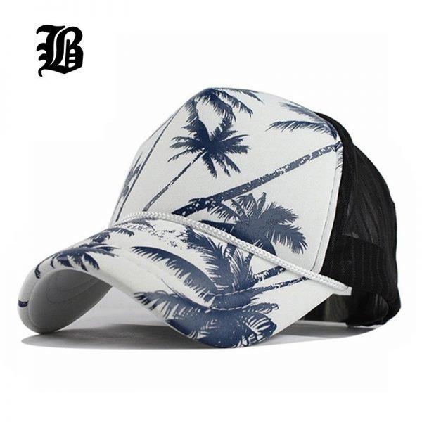 [FLB] Men And Women Spring Mesh Snapback Quick Dry Summer Sun Hat Bone Breathable hats Casual casquette Mesh Men Baseball Caps 2