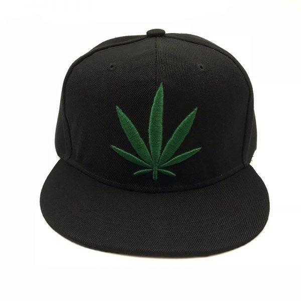 Fashion Weed Snapback Caps Hats Hip Hop Baseball Cap Strapback Men Women Bone Aba Reta Gorras Homme Casquette Weed Leaf Snapback 8