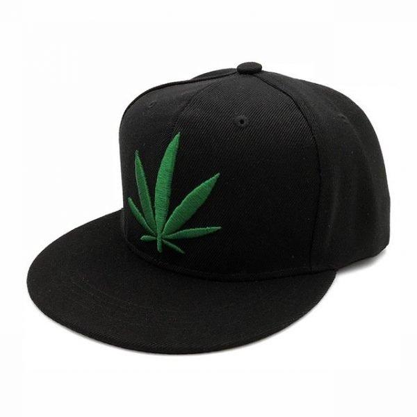 Fashion Weed Snapback Caps Hats Hip Hop Baseball Cap Strapback Men Women Bone Aba Reta Gorras Homme Casquette Weed Leaf Snapback 20