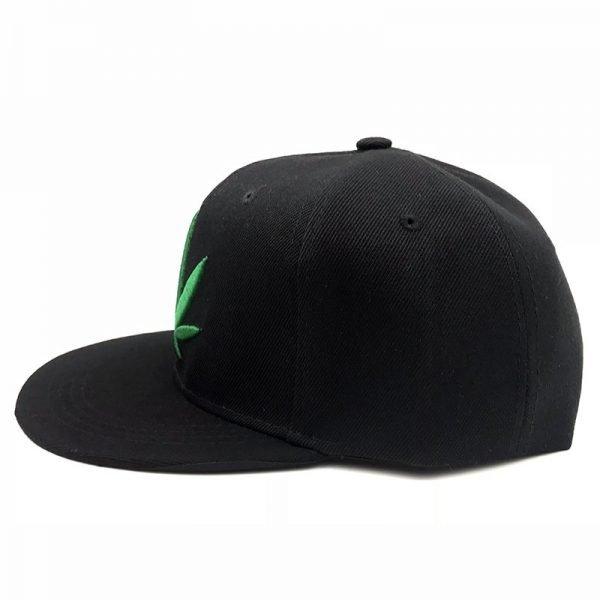 Fashion Weed Snapback Caps Hats Hip Hop Baseball Cap Strapback Men Women Bone Aba Reta Gorras Homme Casquette Weed Leaf Snapback 10