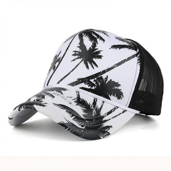 Feitong Fashion Women Baseball Cap Men Casquette Snapback Caps Hats For Women Men Brand Bones Printing Adjustable Mesh Cap New 4