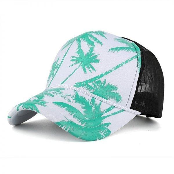 Feitong Fashion Women Baseball Cap Men Casquette Snapback Caps Hats For Women Men Brand Bones Printing Adjustable Mesh Cap New 6