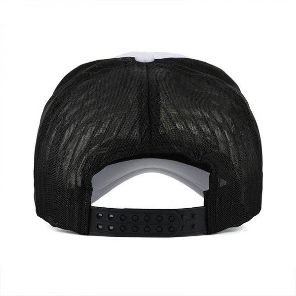 Feitong Fashion Women Baseball Cap Men Casquette Snapback Caps Hats For Women Men Brand Bones Printing Adjustable Mesh Cap New 10