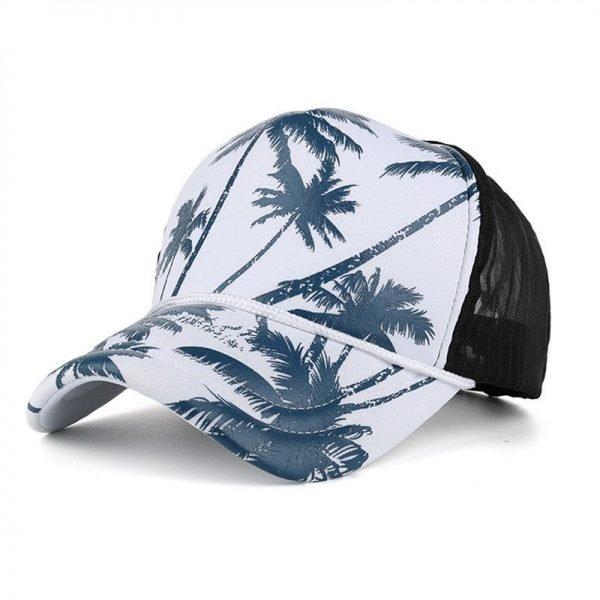 Feitong Fashion Women Baseball Cap Men Casquette Snapback Caps Hats For Women Men Brand Bones Printing Adjustable Mesh Cap New 2