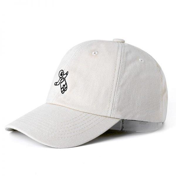 High Quality Brand Cosmonaut Snapback Cap Cotton Baseball Cap For Men Women Hip Hop Dad Hat Bone Garros 6
