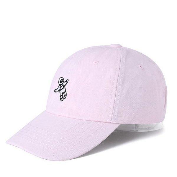High Quality Brand Cosmonaut Snapback Cap Cotton Baseball Cap For Men Women Hip Hop Dad Hat Bone Garros 18