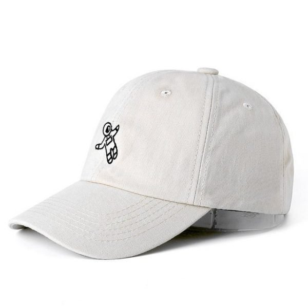 High Quality Brand Cosmonaut Snapback Cap Cotton Baseball Cap For Men Women Hip Hop Dad Hat Bone Garros 20
