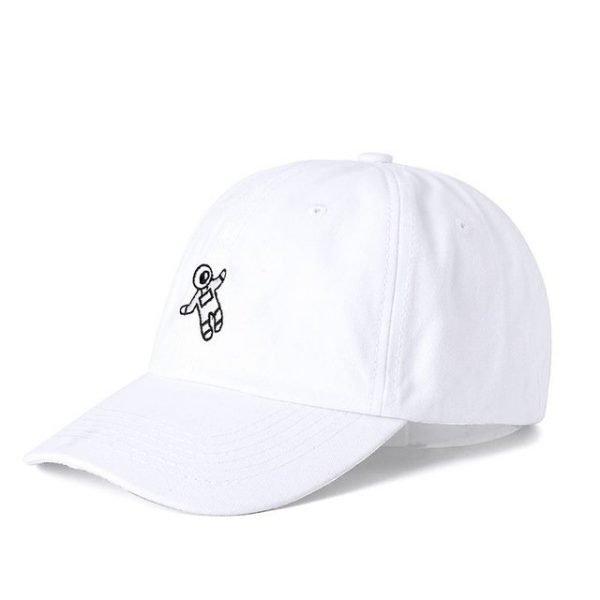 High Quality Brand Cosmonaut Snapback Cap Cotton Baseball Cap For Men Women Hip Hop Dad Hat Bone Garros 14
