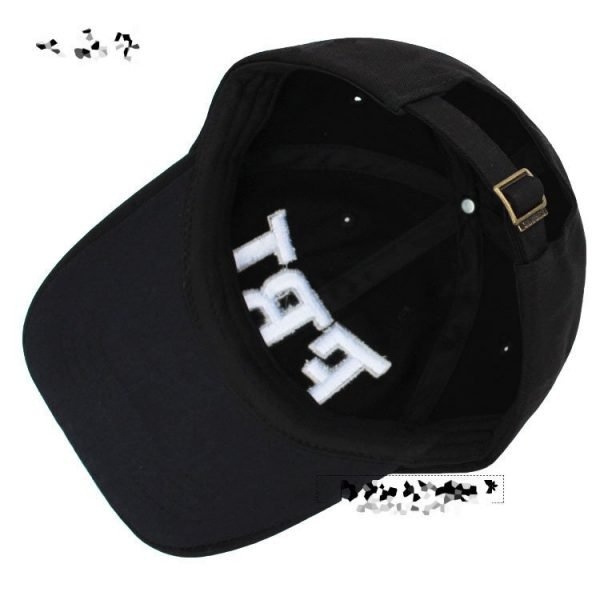 High quality Wholesale Retail 1pc free shipping voron Hat & Cap FBI Fashion Leisure embroidery CAPS Unisex Baseball Cap 10