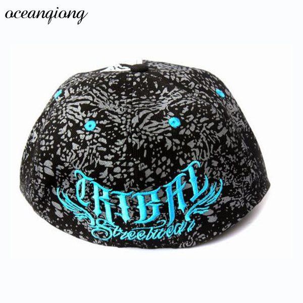 Hip Hop Doodle Baseball Cap Fashion Snapback Caps Women Baseball Caps Men Fitted Cap Street Dance Rocker Punk Hats 10