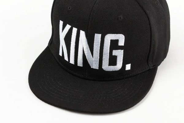 Hot Sale KING QUEEN Embroidery Snapback Hat Acrylic Men Women Couple Baseball Cap Gifts Fashion Hip-hop Caps 10