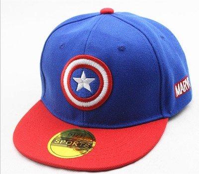 Hot Sale Snapback Summer Cartoon Baseball Cap Kids Baby&Girls Adjustable Caps Fashion Children Hip-Hop Hat 34
