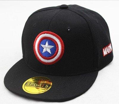 Hot Sale Snapback Summer Cartoon Baseball Cap Kids Baby&Girls Adjustable Caps Fashion Children Hip-Hop Hat 36